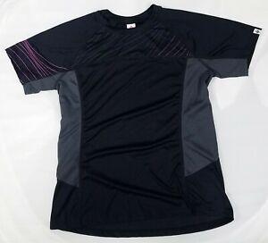 Specialized Women's Andorra Comp Short Sleeve Jersey, Black/Carbon, Medium