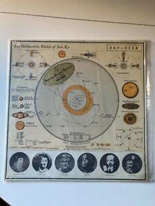 Sun Ra - The Heliocentric Worlds Of Sun Ra II - Vinyle 1969 TBE