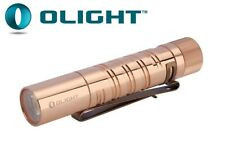 New Olight i5T EOS CU ( Copper ) 300 Lumens LED Flashlight Torch