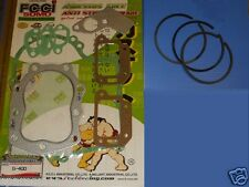HONDA GV400  GASKET SET AND PISTON RINGS