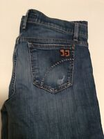 Womens Joes Jeans Provocateur Tiffany Wash Size 29 Boot Cut FREE SHIPPING!!!