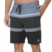 Gerry Men's Swim Short Swimsuit UPF 50+ Black Medium