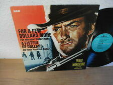 Ennio Morricone – For A Few Dollars More / A Fistful Of Dollars Lp 1976 mint