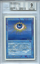 Magic the Gathering WOTC MTG Unlimited Thoughtlace BGS 9.0 (9) Card