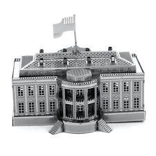 Fascinations Metal Earth 3D Steel Model Kit Washington D.C. Capital White House