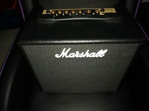 "MARSHALL CODE 25 COMBO AMP- 10"" SPEAKER- BLUETOOTH, MULTI EFFECTS- MINT..."