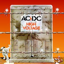 """AC/DC : """"High Voltage"""" (RARE CD)"""