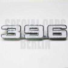 """""""396"""" Kotflügel Emblem Chevrolet Chevelle El Camino - Paar"""