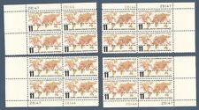 1274 International Telecommunication Union Match Set (4) Selling @ Face (JD-12)