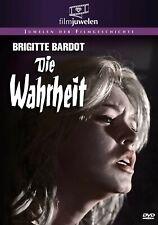 Die Wahrheit (1960) - Brigitte Bardot - Sami Frey (Filmjuwelen) [DVD]