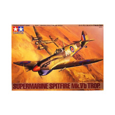 Tamiya 1/48 Super MC Spitfire Mk.vb Tropical T61035
