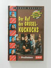 Thomas Brezina der Ruf des Gruselkuckucks Die Knickerbocker Bande Buch