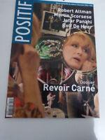 Cinéma revue POSITIF n°550,2006, altman,scorsese, panahi, rolf de heer  (car01)