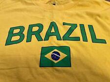 """""""Brazil� 2014 Fifa World Cup Brasil Official Soccer Futbol Shirt Adult 2Xl"""