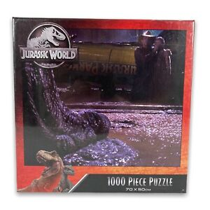 Jurassic World 1000 Piece Puzzle 70 X 50 cm Brand New