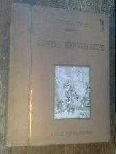 Contes merveilleux - Hauff - traduction de Louis de Hessem