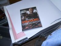 Die Hard Collection 4 FILM  COLLECTION  LIKE NEW FREE SHIPPING