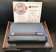 Memphis Audio SIXFIVE VIV900.5 5CH Channel 900 WATT DSP Amplifier Class D AMP