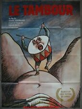 LE TAMBOUR Affiche Cinéma / Movie Poster Volker Schlöndorff CANNES 1979