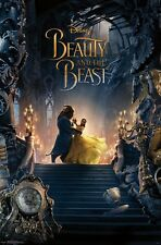 BEAUTY AND THE BEAST - TRIP 2 MOVIE POSTER 22x34 - DISNEY NEW 15842