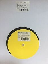 AFX 2 Remixes By 2001 Breaks Acid Experimental YELLOW Label RARE 808 State Vinyl