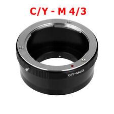 C/Y - M 4/3 Micro Mft Adaptateur Objectivement Contax Yashica Objectif Sur