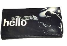 Tobacco Case Pouch Synthetic Leather Bag Wallet Rolling Nirvana Hello Rock Music
