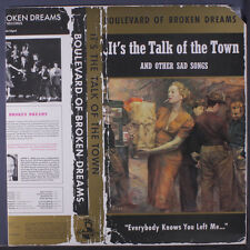 BOULEVARD OF BROKEN DREAMS: It's The Talk Of The Town And Other Sad Songs LP (c