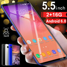 S10 5.5inch Android Smartphone 2GB+16GB Face Recognition Unlocked Mobile Phone