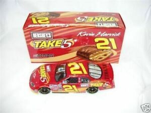 KEVIN HARVICK 2005 HERSHEYS TAKE 5 1/24 ACTION DIECAST CAR 1/5,160