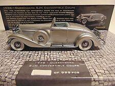 Duesenberg SJN Torpedo Convertible Coupe 1936 * 1:43 Minichamps 437150330