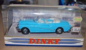 1/43 Dinky DY- 29 1953 Buick SkyLark in Light Blue