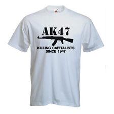 AK47 Camiseta Divertido Política Armas Retro Grosero Unión Soviética Urss
