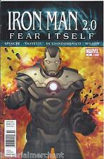 Iron-Man 2.0 Comic Issue 7 Fear Itself Modern Age First Print 2011 NIck Spencer