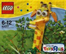 LEGO Geoffrey die Giraffe Sonderset 40077
