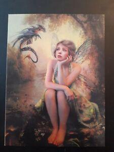 Dragon Fairy Card