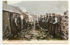 "1906 postcard ""ST KILDA PARLIAMENT"" with ELIE c.d.s on KEVII ½d"