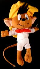 "Speedy Gonzales all Plush Looney Tunes Warner Bros Mouse by Nanco 8"" Stuffed Toy"