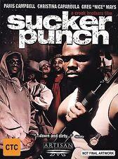 Sucker Punch (DVD, 2004)-FREE POSTAGE  (RARE