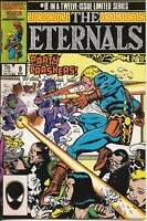 The Eternals #8   May 1986   Marvel Comics