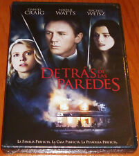 DETRAS DE LAS PAREDES / DREAM HOUSE English Français Español DVD R2 Precintada