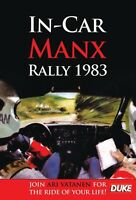 IN-CAR MANX RALLY 1983 DVD. ARI VATANEN, OPEL MANTA 400. 63 Mins. DUKE 4015N