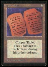 Copper Tablet BETA 1993 Magic the Gathering MTG