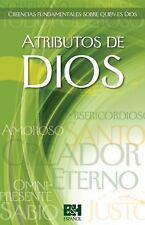 Atributos de Dios : Aspectos Fundamentales Sobre Quién Es Dios by B&H Español...