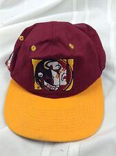 VTG Florida State University Seminoles Snapback Hat Cap NCAA College Football