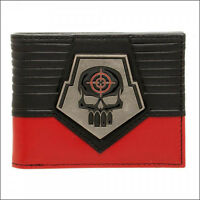 Suicide Squad Deadshot DC Comics Cosplay Costume Bi-Fold Wallet LICENSED NEW
