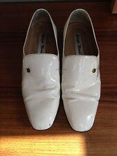 Patent Leather Vintage Shoes for Men
