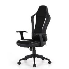 Ergonomic Office Race Car Seat Racing Gaming Chair Executive Computer Seat T4I5