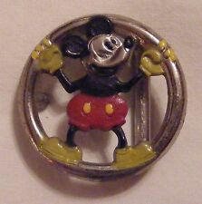 Disney Mickey Mouse Belt Buckle - Vintage