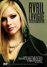 Avril Lavigne: Life of a rock pop star Dvd (2012) Avril Lavigne cert E